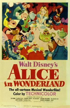 """Alice in Wonderland"" 1951"