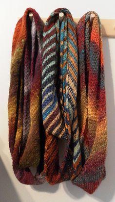375 meilleures images du tableau Tricot foulard   Knit shawls ... d6413a572a9