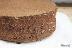 Sernik Bounty z polewą z białej czekolady - Stonerchef Diet