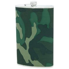 Maxam® Jumbo Stainless Steel Flask with Camouflage Wrap Rachel Sanders, Sandy Smith, Mens Valentines Gifts, Camo Baby Stuff, Cologne Spray, Tabu, Military Fashion, Camouflage, Survival