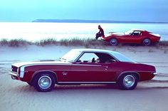 Camaro 1969 SS  Definitely my favorite old car