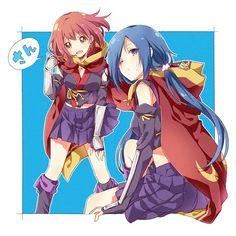 Anime One, Anime Stuff, Favorite Pastime, Manga, Alternative Girls, Aesthetic Anime, Shoujo, Yuri, Cute Girls