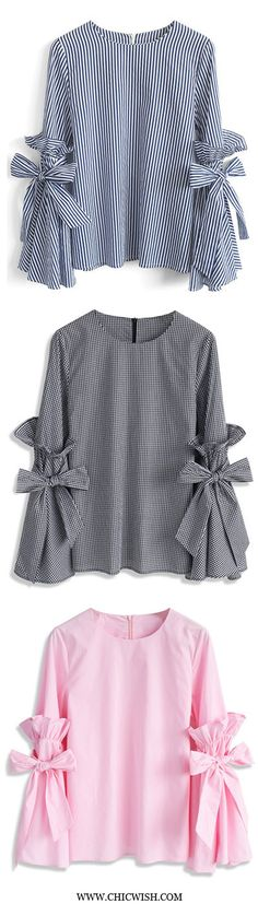 Find more spring top at chicwish.com