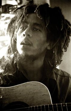 """One good thing about music, when it hits you, you feel no pain.""  - Bob Marley"
