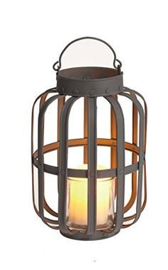 Foreside Home and Garden Metal and Glass Slatted Candle H... https://www.amazon.com/dp/B00WUDCMGK/ref=cm_sw_r_pi_dp_x_Q7qDybTXR0CMK