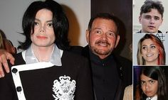 Michael Jackson's longtime doctor Arnold Klein and rumoured biological father of children Paris and Prince, dies aged 70. (23 October 2015)