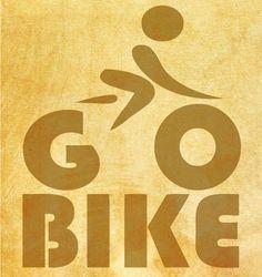 Go bike!