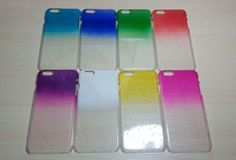 For Apple iPhone 6 Plus (5.5 inches) 3D Water Droplets Hard Plastic Back Case