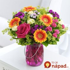 Nothing beats that wonderful feeling of receiving a bouquet of fresh and colorful flowers or that sense of pride when you get to pick blooms straight from Big Bouquet Of Flowers, Unique Flowers, Amazing Flowers, Flower Vases, Pretty Flowers, Colorful Flowers, Flowers Last Longer, Flowers Perennials, Summer Flowers