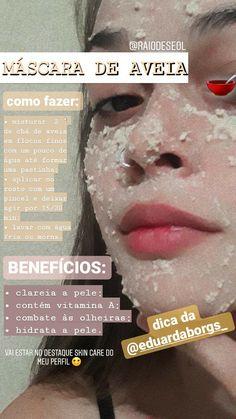 Skin Care Spa, Tips Belleza, Facial Care, 20 Min, Gorgeous Makeup, Spa Day, Oily Skin, Good Skin, Hair Hacks