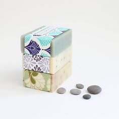 Any 3 Bars Natural Soap / You Pick 3 Soaps / by LittleFlowerSoapCo, $12.50
