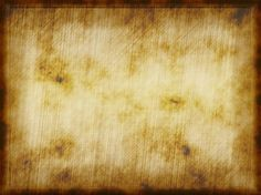 old and worn parchment paper background texture