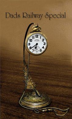 Railway Special pocket watch