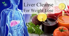 Liver cleansing is a technique to get rid of toxic materials and many people have been practicing such technique to lose weight.