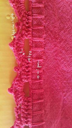 Crochet Borders, Crochet Flower Patterns, Crochet Flowers, Crochet Lace, Flannel Baby Blankets, Lace Border, Linen Napkins, Lace Applique, Hand Embroidery