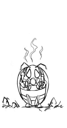 """Kaa-Tani Blog: Insects: Meet the Stink Bug. Sad face. Repin and join the """"buzz."""" #Stinkbug101"""
