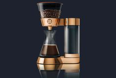 Poppy smart pour-over coffee maker