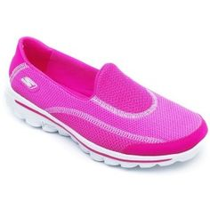 Skechers Performance Women's Go Walk 2 Super Sock Slip-On Walking Shoes Skechers Performance, Walking Shoes, Sneakers Nike, Slip On, Footwear, Socks, Collection, Fashion, Sneakers