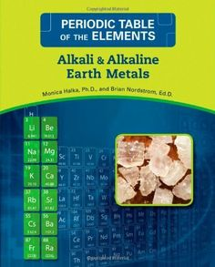 The alkaline earth metals general chemistry pinterest alkali alkaline earth metals periodic table of the elements by monica halka urtaz Image collections
