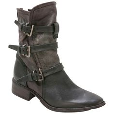 A.S.98 Women's 510212 Black Ankle Boot.  I love my boots.  Comfy