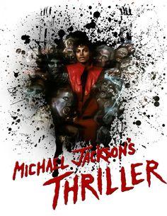 Michael Jackson's Thriller (2) by TeliBabbyJackson.deviantart.com on @deviantART