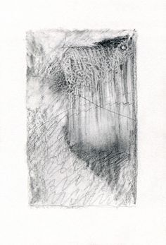 Gerhard Richter 3.5.1999 1999 23.5 cm x 16 cm  Drawings CR: 99/24 Graphite on paper