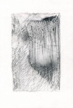 Gerhard Richter 3.5.1999 1999 23.5 cm x 16 cm  Drawings CR: 99/24 Graphite on paper