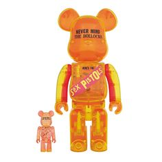 Be 100 & 400 Sex Pistols Clear Ver. RARE Medicom Bearbrick From Japan for sale online Pistols, Hello Everyone, Tigger, Action Figures, The 100, Urban, Toys, Disney Characters, Pictures