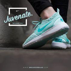 official photos 2ea63 187df  nike  juvenate  nikejuvenate  sneakerbaas  baasbovenbaas Nike Juvenate now  online in different colorways! For more info about your order please send  an ...