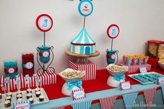 Love this theme for my boy's bday!