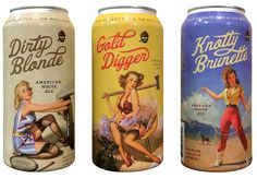 Cool looking cans