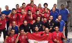 منتخب اليد المصري يُلاقي إستونيا الأربعاء في دورة لاتفيا الودية: بدأ المنتخب المصري لكرة اليد تدريباته، استعدادا لمواجهة إستونيا في السادسة…