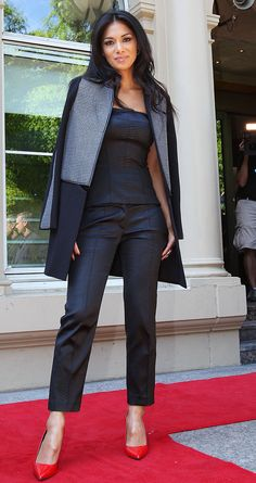 Nicole Sherzinger style 2013
