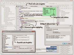 Free software's download | Free IT Tutorials  | E learning  | online sharing community: TwoDesk Castalia Suite for Delphi v2014.12