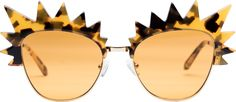 From the lucky star sunglasses collection comes 'dakota'. she's oval, oversize but not too over the top, oozes confidence and is the sunnies love child of jackie o and kurt cobain, mediterranean glamo
