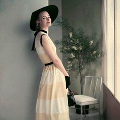 Sunny Harnett, photo by Frances McLaughlin-Gill, 1962