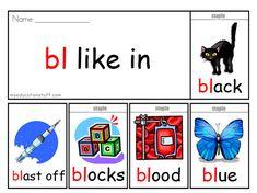 bl phonics flip book