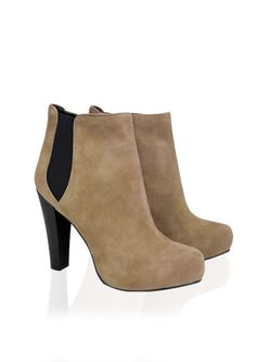 Chelsea styled ankle boots