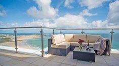We have partnered up with Boutique Retreats to offer you the chance to win a luxury break for two in Cornwall at the stunning West Penthouse in St Ives, overlooking Porthminster beach. Click here to enter: https://www.celticandco.com/join-our-community/boutiqueretreats?prv=1