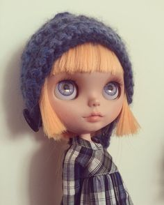 Martina. OOAK Custom Blythe Puppe von Thecollectorblythes auf Etsy