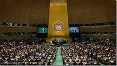 Los presidentes que tuvieron más audiencia en la ONU (Fotos + Venezuela pasando pena) - http://www.leanoticias.com/2014/09/26/los-presidentes-que-tuvieron-mas-audiencia-en-la-onu-fotos-venezuela-pasando-pena/