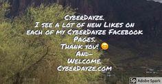 #CyberDayze Come visit me. Facebook.com/CyberDayze/  #RT #books #truestory #erotica #nonfiction #ebooks