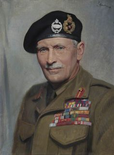 Montgomery | ... Montgomery (1887–1976), 1st Viscount Montgomery of Alamein, GCB, DSO