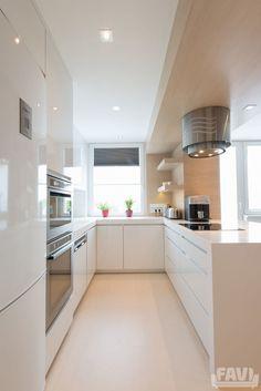 moderne landhausküche mit großzügiger kochinsel | unser traum vom ... - Moderne Landhauskche Mit Kochinsel