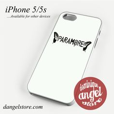 Paramore Logo 2 Phone case for iPhone 4/4s/5/5c/5s/6/6 plus