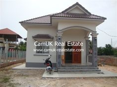 $450 Per month - A newly built house for rent is situated in Svay Dangkum commune, Siem Reap…