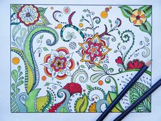 Hey, I found this really awesome Etsy listing at https://www.etsy.com/listing/150744401/coloring-page-printable-zentangle