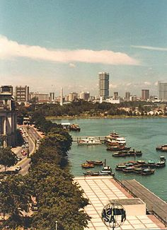 Overlooking the Harbor in Singapore,,  8 x 10 Fine Art Print. $20.00, via Etsy.