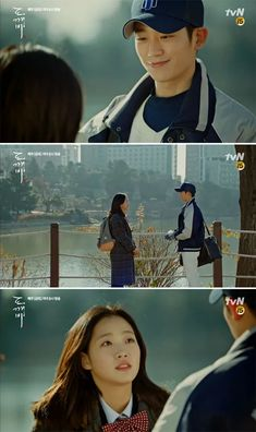 Jung Hae In and Kim Go Eun Reunite After Goblin for Feel Good Music Movie Tune in For Love Asian Actors, Korean Actresses, Korean Actors, Korean Drama Funny, Korean Drama Movies, Lee Min Ho, Kim Go Eun Goblin, Kdrama, Goblin The Lonely And Great God