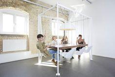 20 legegyedibb asztalrendszereket Designs Ever - 20 swing terített asztal